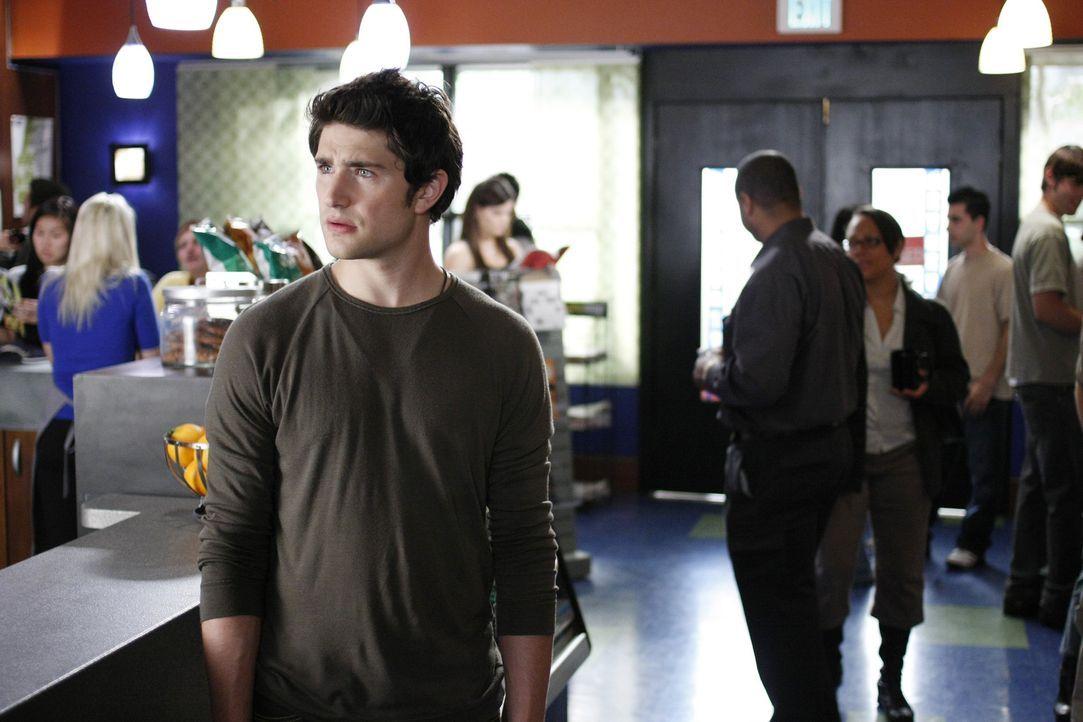 Kyle (Matt Dallas) versteht sich selbst nicht mehr ... - Bildquelle: TOUCHSTONE TELEVISION