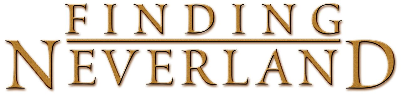 FINDING NEVERLAND: Originaltitel-Logo ... - Bildquelle: Miramax Films. All rights reserved