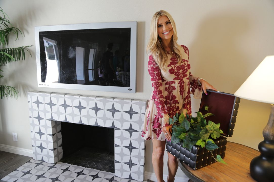 Christina El Moussa - Bildquelle: 2016,HGTV/Scripps Networks, LLC. All Rights Reserved