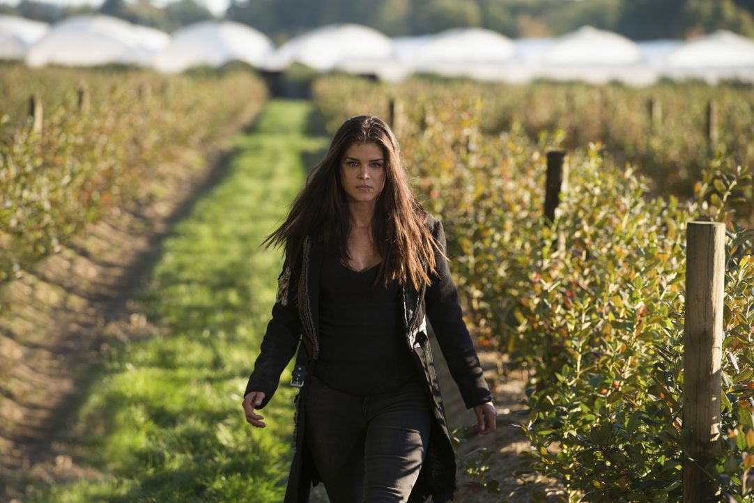 Octavia Blake (Marie Avgeropoulos) - Bildquelle: Diyah Pera 2019 The CW Network, LLC. All Rights Reserved. / Diyah Pera