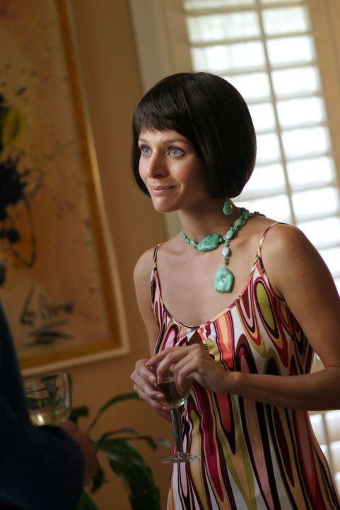 Whitney Ridder (Jessalyn Gilsig) ist eine attraktive junge Frau, die alles zu haben scheint, was das Herz begehrt. Keiner weiß, dass sie ein Doppell... - Bildquelle: Warner Bros. Entertainment Inc.