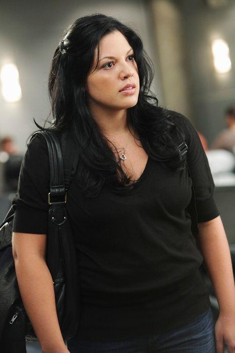 Callie und Arizona bereiten ihre Abreise nach Afrika vor. Doch Callie (Sara Ramirez) bekommt Zweifel, nachdem Richard sein Bedauern über ihren Wegga... - Bildquelle: ABC Studios