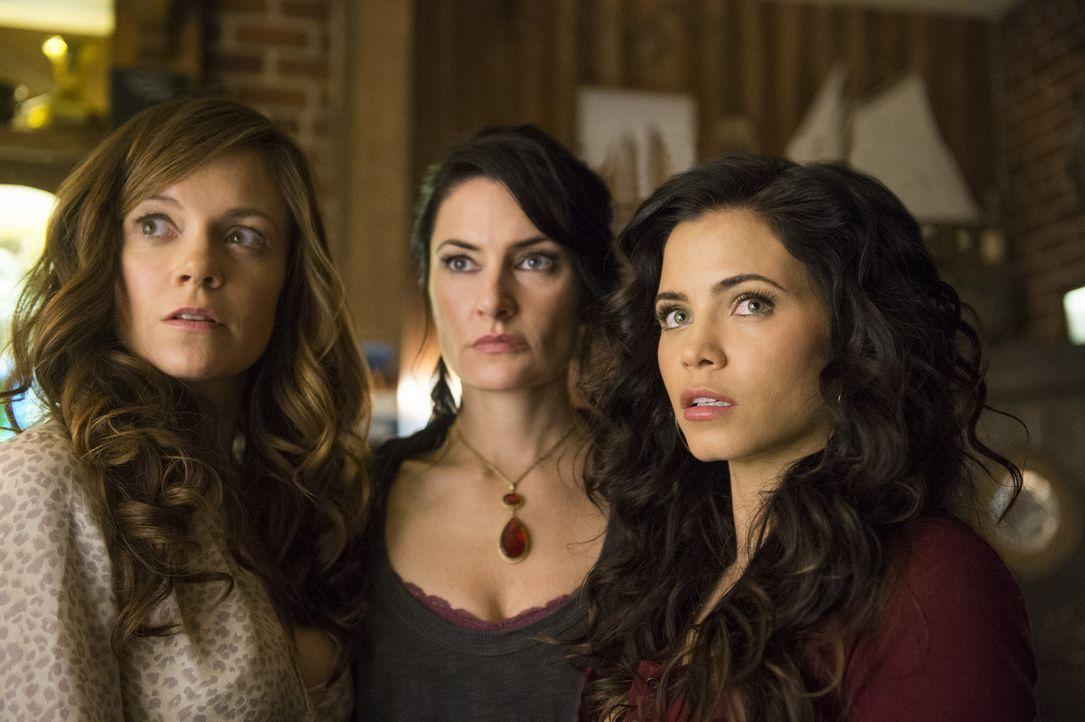 Ingrid, Wendy und Freya ahnen Böses - Bildquelle: Twentieth Century Fox Film Corporation