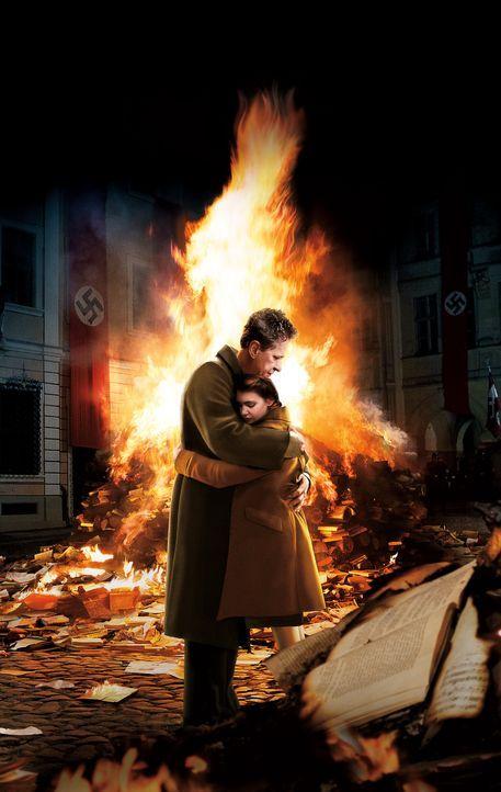 Die Bücherdiebin - Artwork - Bildquelle: 2013 Twentieth Century Fox Film Corporation.  All rights reserved.