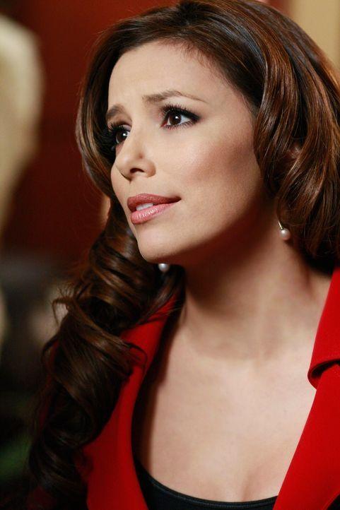 Bree kann ihre Affäre mit Karl vor Susan kaum noch geheim halten, während Lynettes Schwangerschaft ihre Freundschaft zu Gabrielle (Eva Longoria) zu... - Bildquelle: ABC Studios