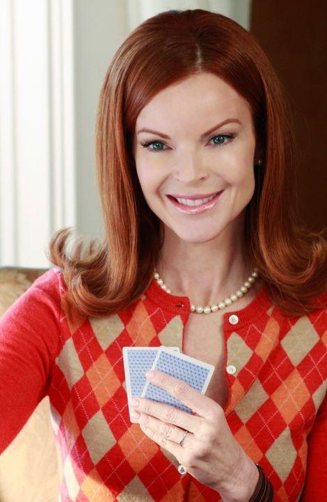 Bree (Marcia Cross) erinnert sich an den Moment, als ihr Eli Scruggs nach dem Tod ihres Mannes Rex neuen Lebensmut geschenkt hatte ... - Bildquelle: ABC Studios