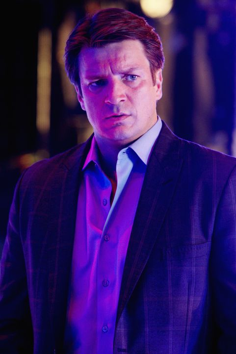 Das Geschäft mit der Schönheit ist ein hartes, das erkennt auch Richard Castle (Nathan Fillion) ... - Bildquelle: ABC Studios
