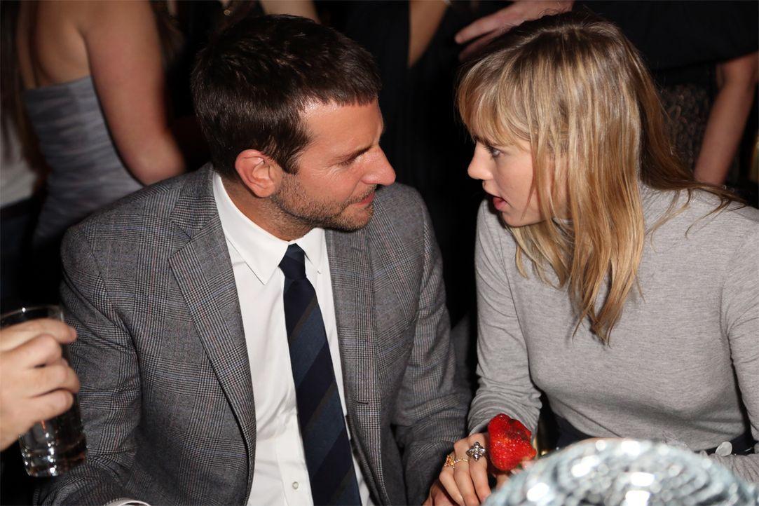 Suki Waterhouse und Bradley Cooper - Bildquelle: AFP