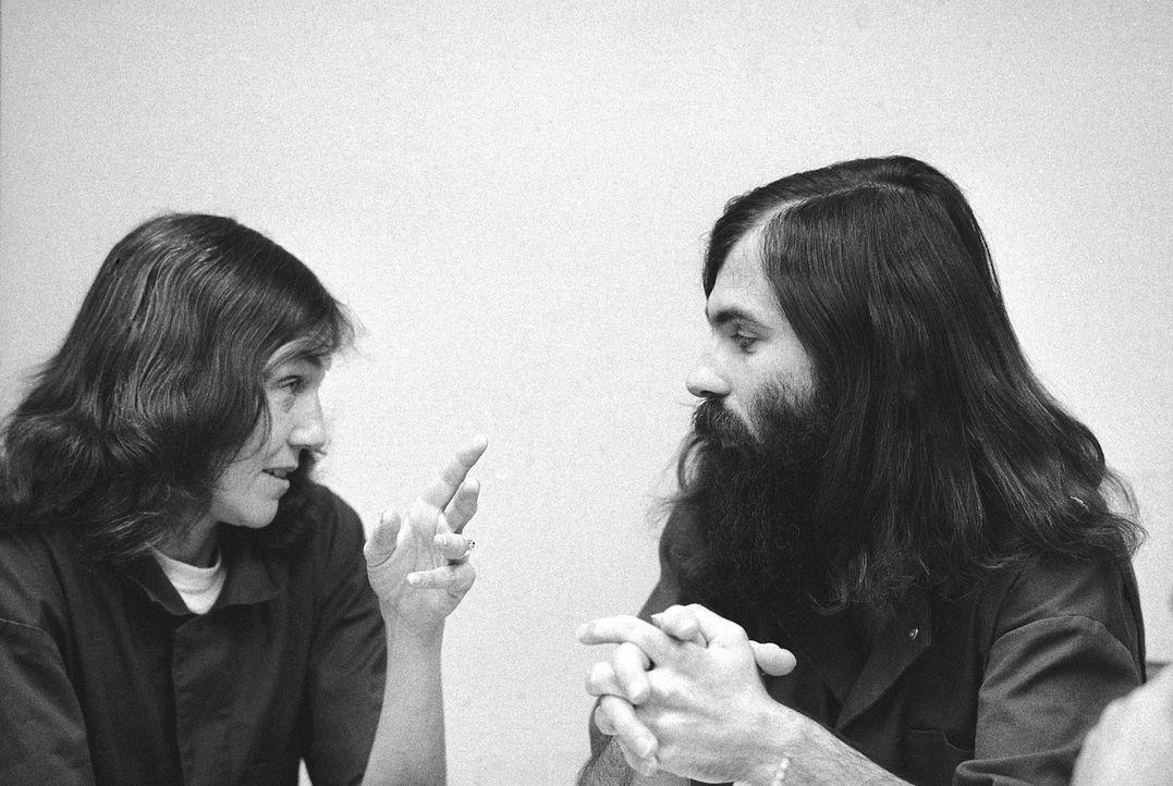 Als sich Suzan (l.) und Michael (r.) das erste Mal sehen, verlieben sie sich sofort ineinander. Einige Zeit später entschließt sich das Paar dazu, s... - Bildquelle: Vince Maggiora/San Francisco Chronicle/Corbis
