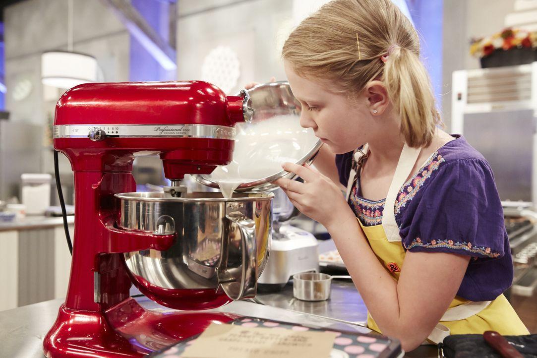 Jane muss kreativ werden, wenn sie in dieser Challenge punkten will ... - Bildquelle: Greg Gayne 2015, Television Food Network, G.P. All Rights Reserved
