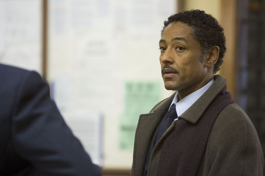 Detective Church (Giancarlo Esposito) hat eine Theorie, die er nicht beweisen kann - noch nicht ... - Bildquelle: Bill Kaye, Chuck Hodes, Ollie Upton Miramax Films All rights reserved / Bill Kaye, Chuck Hodes, Ollie Upton