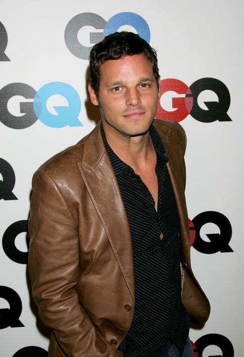 Justin Chambers 2005 - Bildquelle: AFP/ DAVID LIVINGSTON