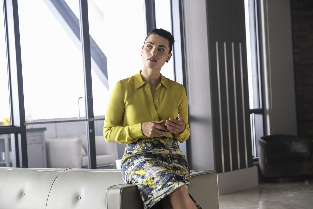 Lena (Katie McGrath) - Bildquelle: Bettina Strauss 2018 The CW Network, LLC. All Rights Reserved.