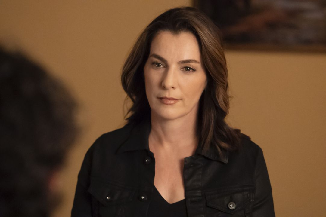 Seylah (Ayelet Zurer) - Bildquelle: Tina Rowden 2019 The CW Network, LLC. All rights reserved. / Tina Rowden