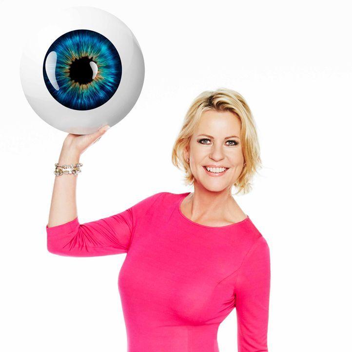Promi Big Brother 2015: Anja Schüte zieht ein - Bildquelle: SAT.1/Guido Engels