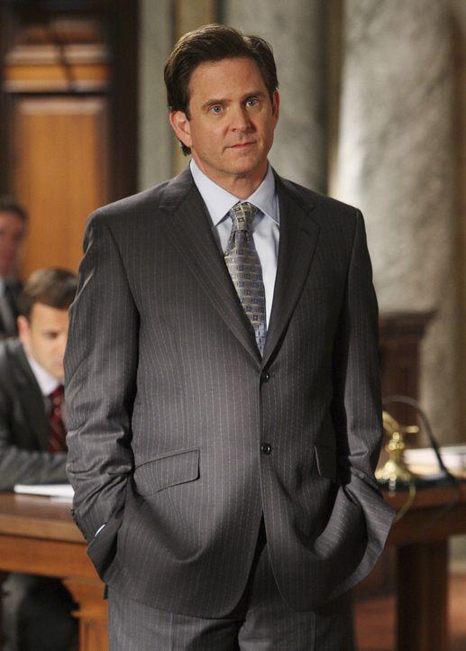 Die Gerichtsverhandlung ist auch für Martin Ostrow (David Marshall Grant) nicht einfach. Der Anwalt kämpft um das Recht seines Mandanten ... - Bildquelle: Disney - ABC International Television
