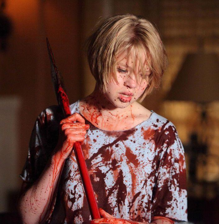 Die Seele einer jungen Frau, die nach Rache sinnt, hat Besitz von Ariels (Sofia Vassilieva) Körper ergriffen ... - Bildquelle: Paramount Network Televis
