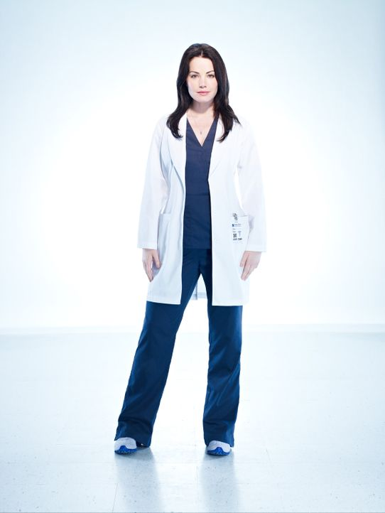(1. Staffel) - Ihr Leben nimmt eine schicksalhafte Wendung: Dr. Alex Reid (Erica Durance) - Bildquelle: 2012  Hope Zee One Inc.