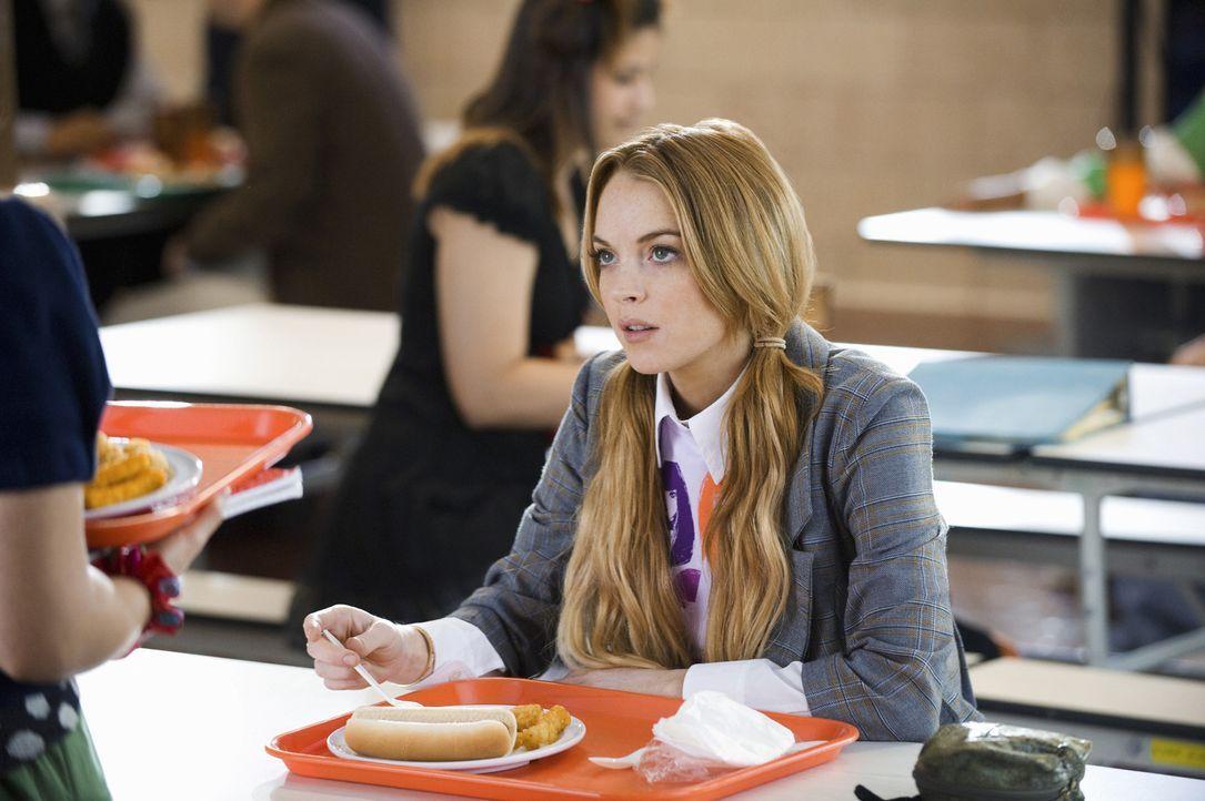 Schon zu Schulzeiten machte Kimmie Keegan (Lindsay Lohan) Betty das Leben schwer. Nun will sie einen Job bei MODE ergattern - mit Bettys Hilfe ... - Bildquelle: 2008   ABC Studios