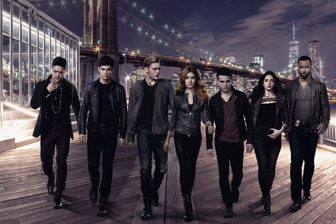 (2. Staffel) - Shadowhunters - Artwork - Bildquelle: CONSTANTIN FILM GMBH