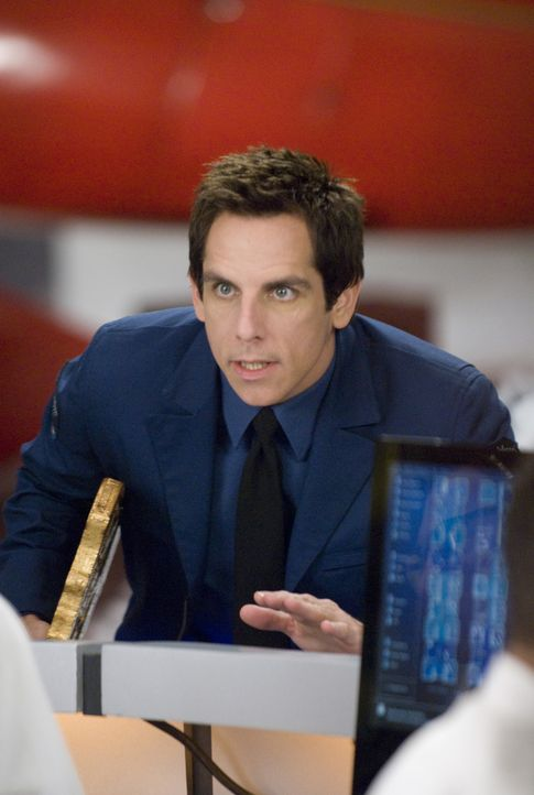 Larry Daley (Ben Stiller) - Bildquelle: Doane Gregory 2009 Twentieth Century Fox Film Corporation. All rights reserved. Not for sale or duplication. / Doane Gregory