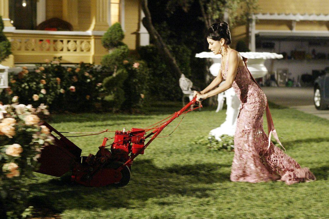 Versucht alle Spuren ihrer Affäre zu beseitigen: Gabrielle (Eva Longoria) ... - Bildquelle: Touchstone Television