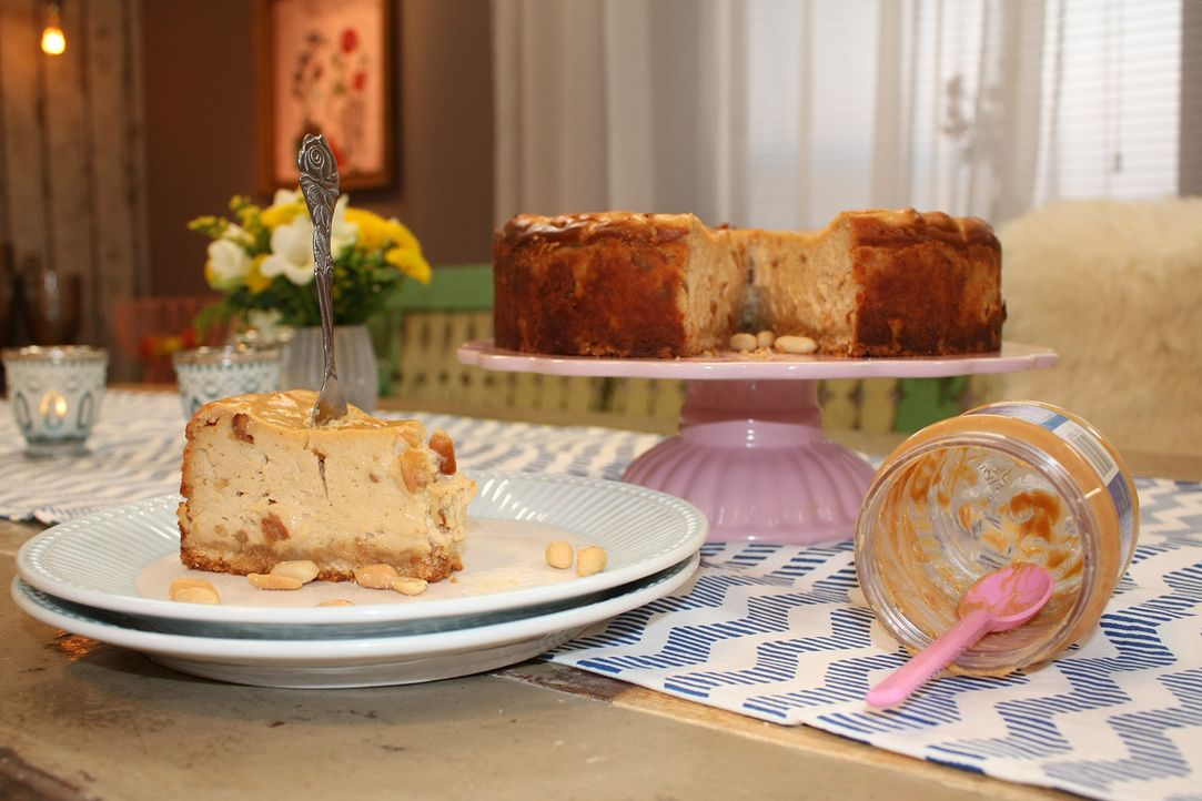 NY-Peanutbutter-Cheesecake-(1) - Bildquelle: sixx