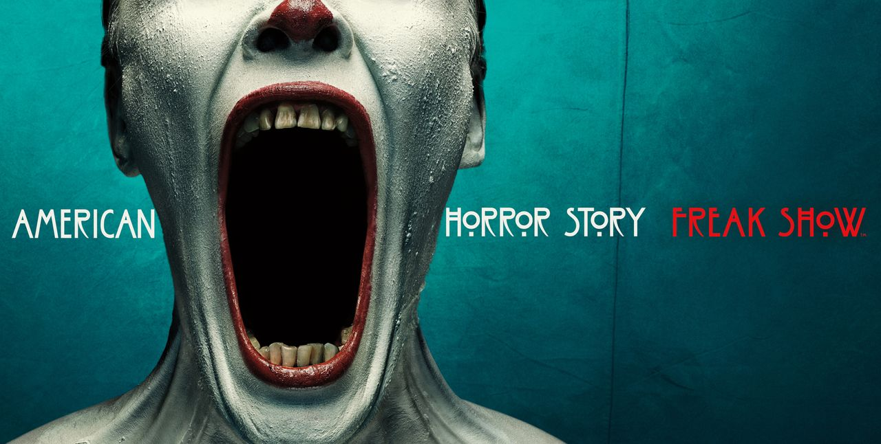 (4. Staffel) - Amerikan Horror Story: Freak Show - Artwork - Bildquelle: 2014-2015 Fox and its related entities. All rights reserved.