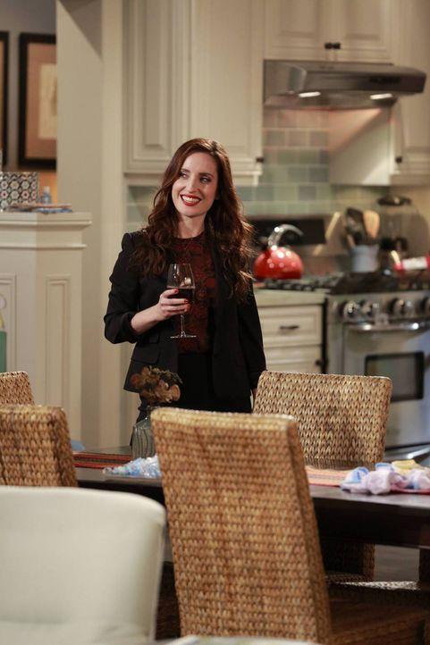 Ewiger Single: Ihre Ansprüche machen es für Kate (Zoe Lister Jones) besonders schwer, einen Mann zu finden ... - Bildquelle: 2013 CBS Broadcasting, Inc. All Rights Reserved.