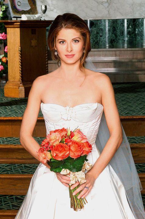 "Ist bereit, ""richtig"" zu heiraten: Grace (Debra Messing) ... - Bildquelle: NBC Productions"