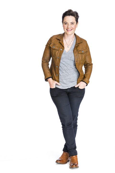 (2. Staffel) -  Stellt sich der Design Challenge: Designerin Alexis Moran ... - Bildquelle: Warner Bros.