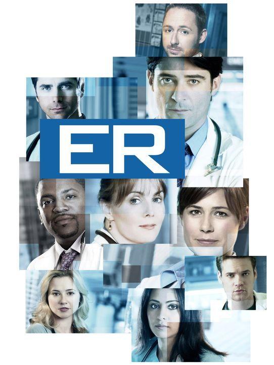 (13. Staffel) - EMERGENCY ROOM  ... - Bildquelle: Warner Bros. Television