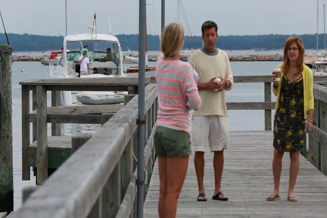 Zwei Geschwister träumen von einem Urlaubshaus für die ganze Familie am Promistrand in den Hamptons - allerdings ist ihr Budget auf 375.000 Dollar b... - Bildquelle: 2013,HGTV/Scripps Networks, LLC. All Rights Reserved