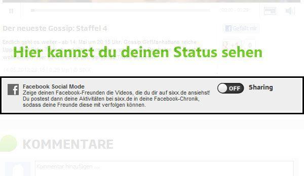 So werben wir für den Facebook Social Mode - Bildquelle: ProSiebenSat.1 Digital