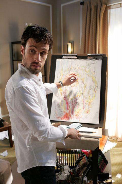 Taylors Exmann Henri-Michel (Henri Lubatti), kommt nach Newport und bringt Unruhe in Ryans Leben ... - Bildquelle: Warner Bros. Television