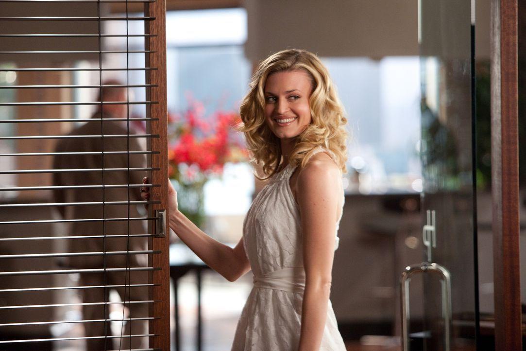 Neben einem verzwickten Fall fühlt sich Jane auch noch von Deb (Brooke D'Orsay) verfolgt. Egal, wo sie ist, überall sieht sie Deb. Der Grund dafü... - Bildquelle: 2009 Sony Pictures Television Inc. All Rights Reserved.