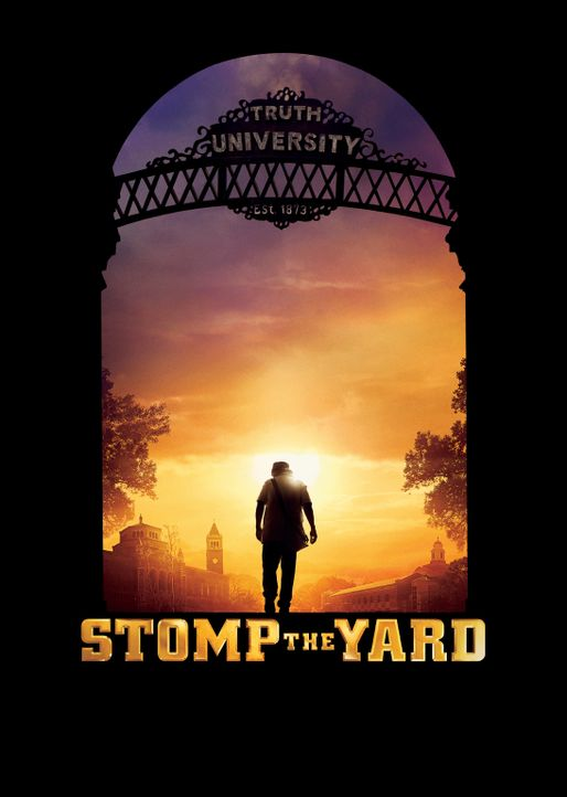 Stomp the Yard - Plakatmotiv - Bildquelle: 2007 CPT Holdings, Inc. All Rights Reserved. (Sony Pictures Television International)