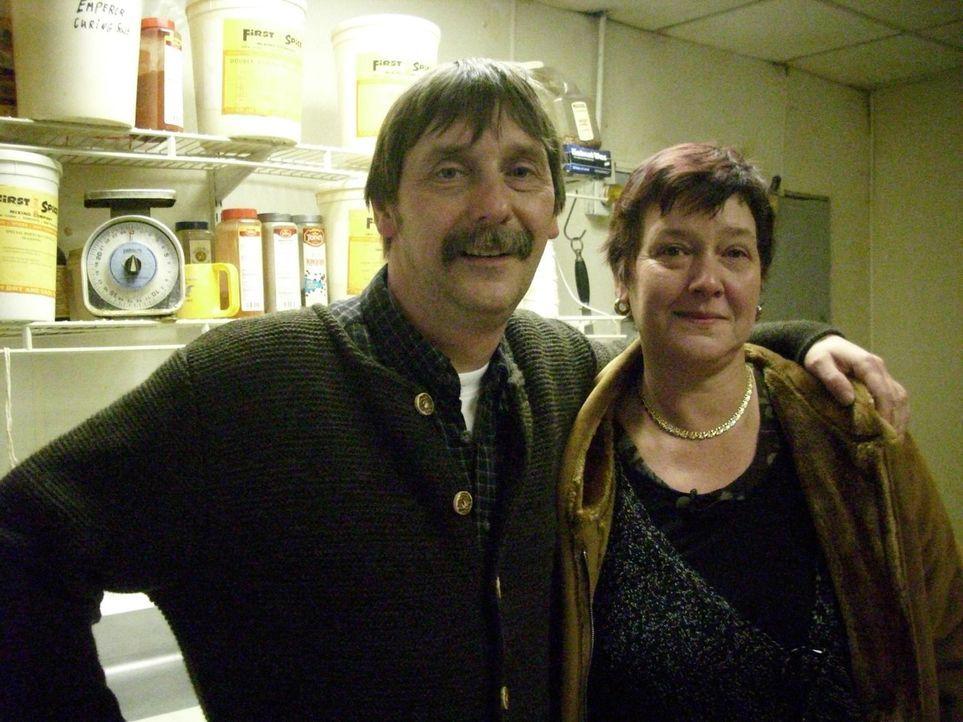 Albert (45) und Beate (44) Heß wollen eine deutsche Metzgerei in Augusta im US-Bundesstaat Georgia übernehmen ... - Bildquelle: kabel eins