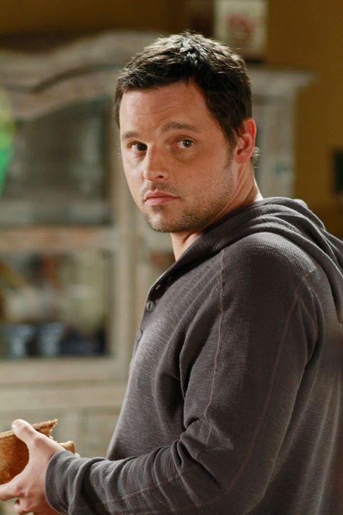 Meredith wird immer noch mit Fruchtbarkeitsmedikamenten behandelt, damit Derek und sie ein Baby bekommen können. Eines Morgens ist ihre Sehkraft deu... - Bildquelle: ABC Studios