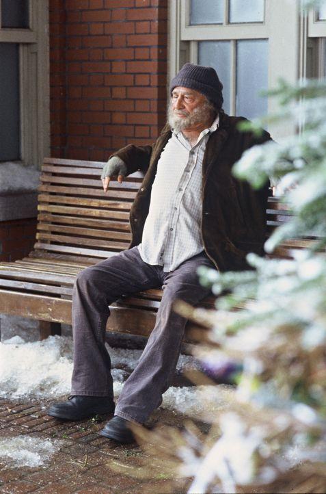 Kann sich jederzeit seiner Umgebung anpassen: Engel Max (Peter Falk) ... - Bildquelle: TM &   2012 CBS Studios Inc. All Rights Reserved.