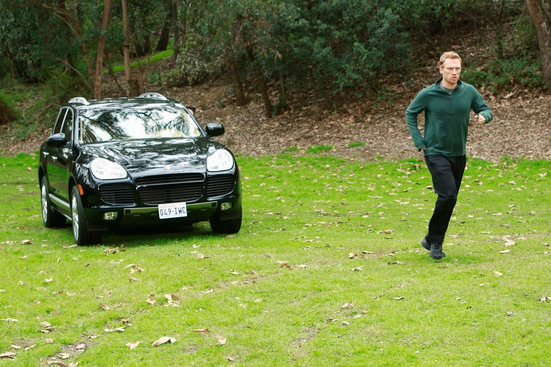 Owen (Kevin McKidd) hat kurzerhand gekündigt ... - Bildquelle: ABC Studios