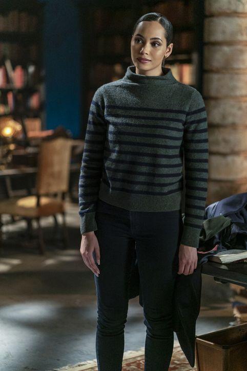 Macy Vaughn (Madeleine Mantock) - Bildquelle: Shane Harvey 2019 The CW Network, LLC. All Rights Reserved / Shane Harvey