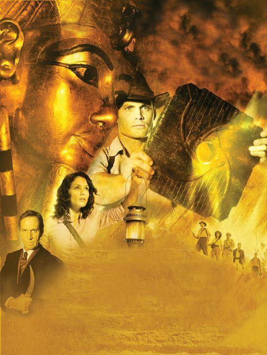 King Tut - Der Fluch des Pharao - Artwork - Bildquelle: 2006 RHI Entertainment Distribution, LLC