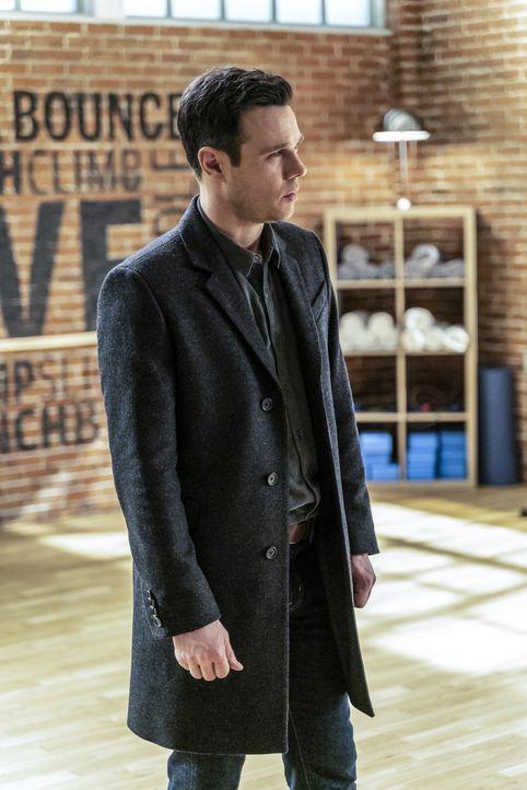 Harry Greenwood (Rupert Evans) - Bildquelle: Colin Bentley 2020 The CW Network, LLC. All Rights Reserved / Colin Bentley