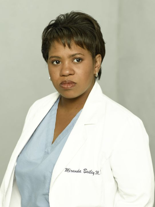 (5. Staffel) - Versucht die beste Allgemeinchirurgin des ganzen Landes zu werden: Dr. Miranda Bailey (Chandra Wilson) - Bildquelle: Touchstone Television