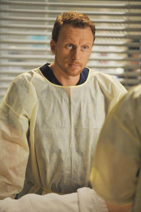 Dr. Major Owen Hunt (Kevin McKidd) ist zurück und sorgt bei manchen Ärzten für Unmut ... - Bildquelle: Touchstone Television