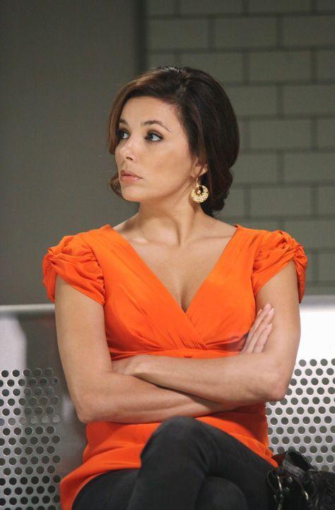 Während Bree darunter leidet, dass ihre Freundinnen sich immer mehr von ihr zurückziehen, werden diese zu einem Verhör ins Revier geladen: Gabrielle... - Bildquelle: ABC Studios