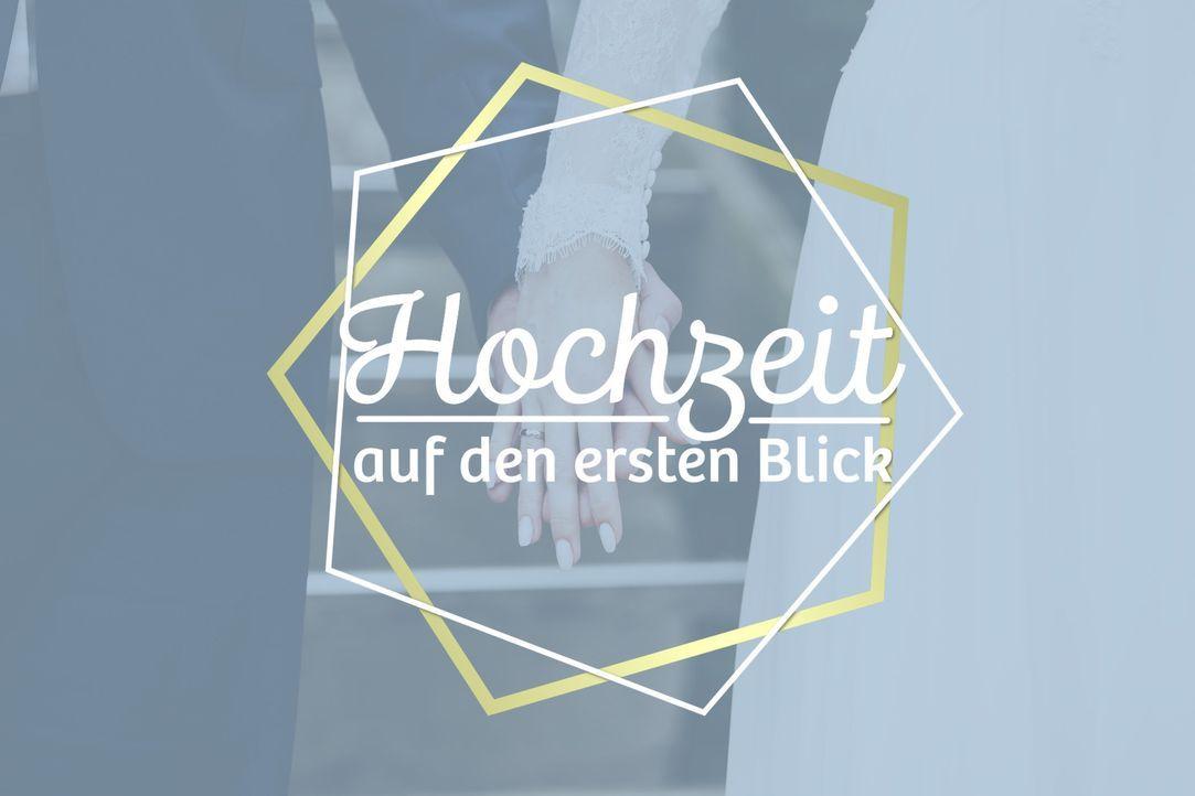 Hochzeit auf den ersten Blick - Logo - Bildquelle: Christoph Assmann SAT.1 / Christoph Assmann