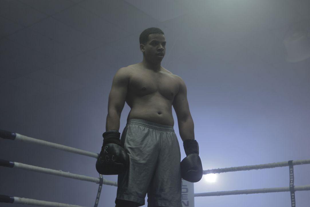 War der Amateurboxer Corey Edge (Harlin Miller) in kriminelle Machenschaften verwickelt und musste darum sterben? - Bildquelle: Jupiter Entertainment