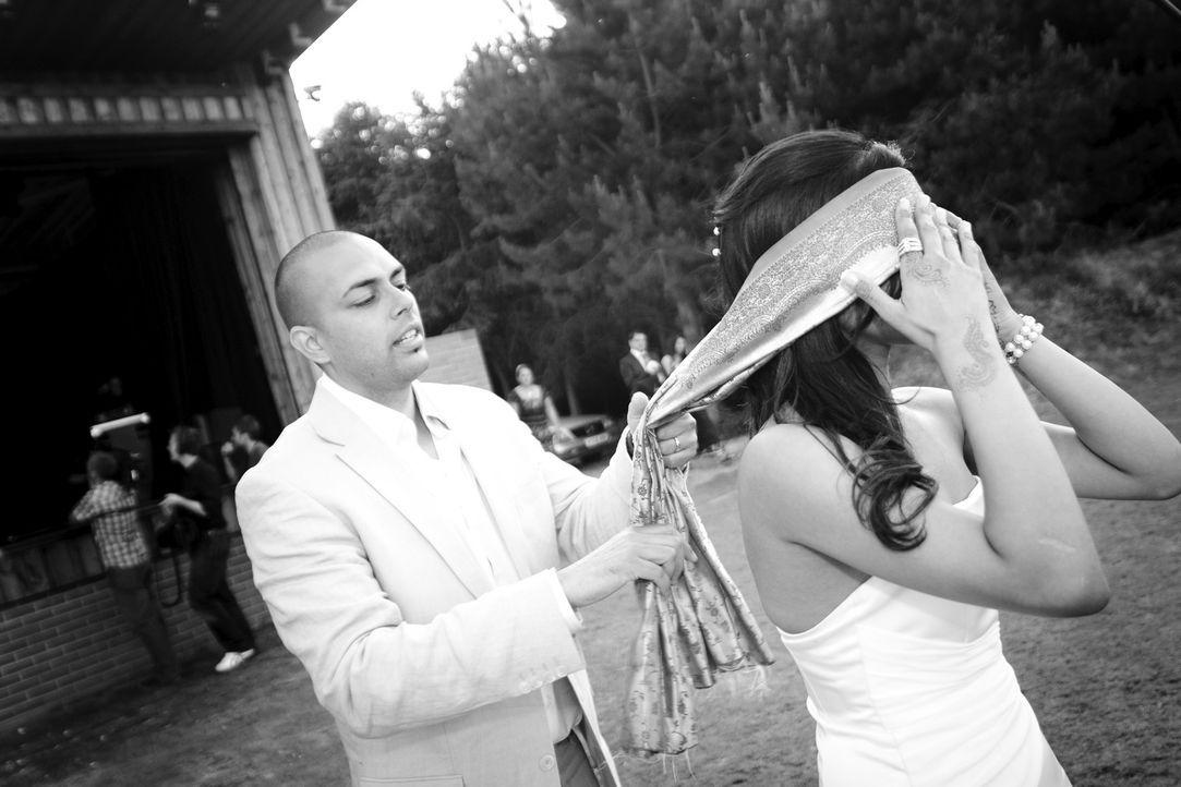 Kann Ritesh im Alleingang eine märchenhafte Hochzeit auf die Beine stellen? Mit dem nötigen Bargeld und vier Wochen Zeit, keine unmögliche Aufgabe.... - Bildquelle: Renegade Pictures Ltd